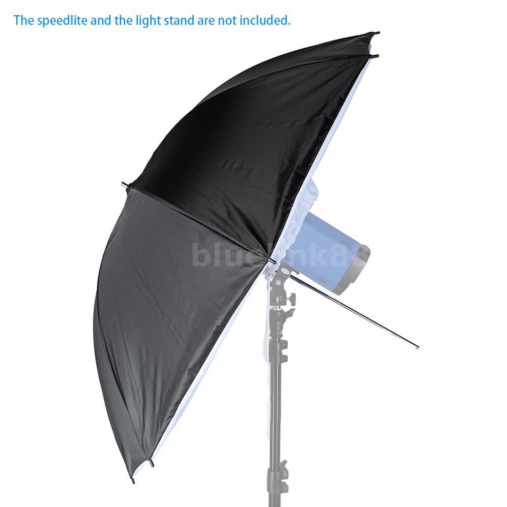 """Studio Lighting Diffuser: 40"""" Photo Studio Flash Speedlite Light Umbrella Softbox"""