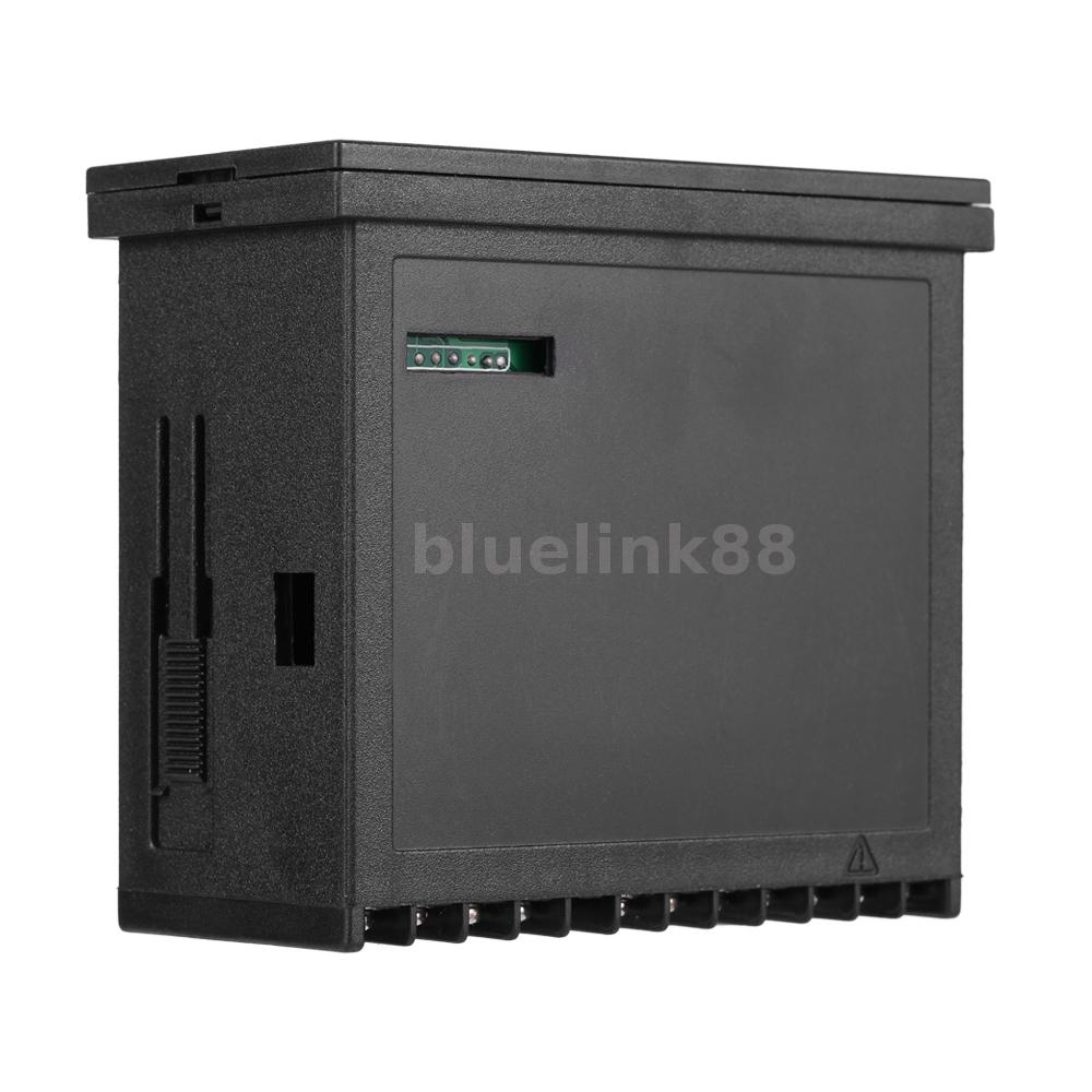 Digital Sensor Meter 2 Relay Alarm Output Current Voltage Signal ...