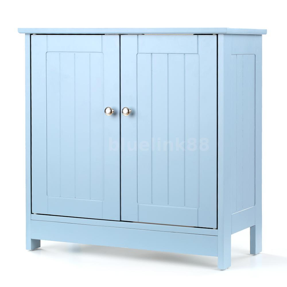 Sotto lavello bacino portaoggetti armadio blu mobili bagno - Mobili bagno blu ...