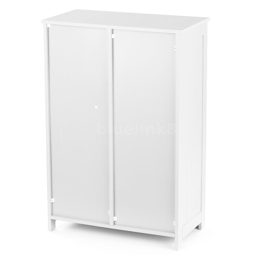 Floor Storage Cabinet Wardrobe Laundry Pantry Kitchen